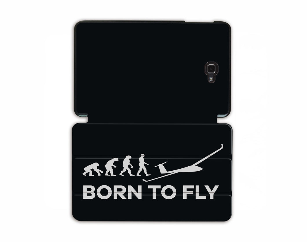 Born To Fly (Glider) Designed Samsung Cases