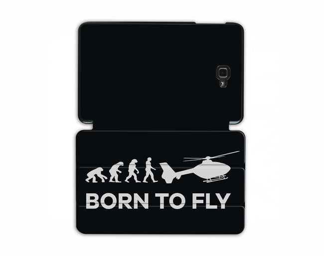 Born To Fly (Helicopter) Designed Samsung Cases