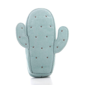 Cactus Designed Makeup & Accessories Bag
