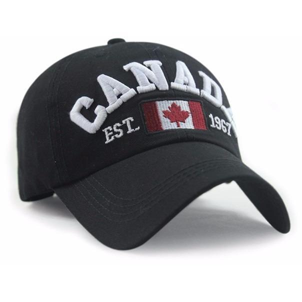 Canada Flag Designed Hats
