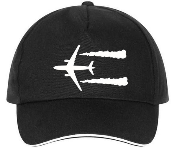 Cruising Airplane Designed Hats