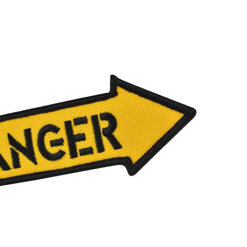 Danger Designed Key Chains