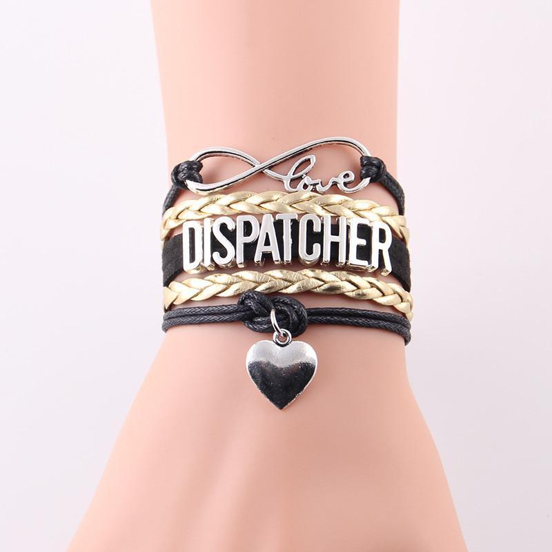 Dispatcher Designed Bracelets