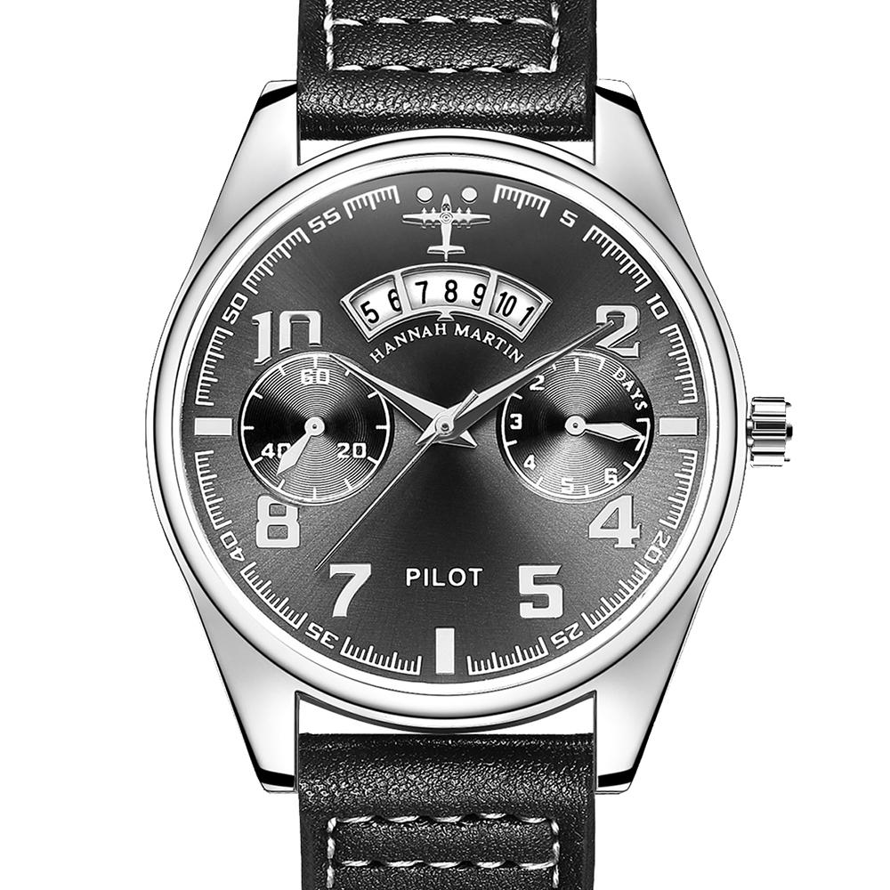 watch vintage pilot aviator inspired main watches co genesee