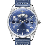 Luxury Aviator & Pilot Watches Pilot Eyes Store Full Blue