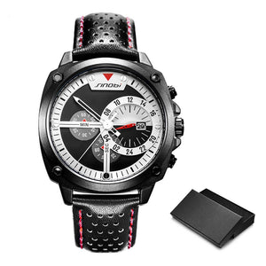 Double Watch Functioned Super Cool Aviator Watches