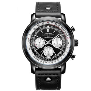 Navy Pilot & Aviator Designed Watches Pilot Eyes Store Full Black