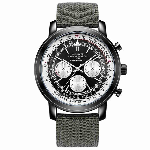 Navy Pilot & Aviator Designed Watches Pilot Eyes Store Black 2