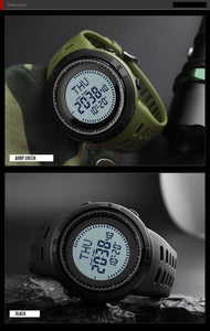 Outstanding Quality Pilot Watch with Compass Feature Pilot Eyes Store