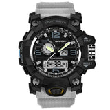 Super Quality S-Shock Watches Pilot Eyes Store Grey