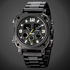 Eagle Military Pilot Watch
