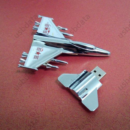 Fighter Jet Aircraft Designed USB