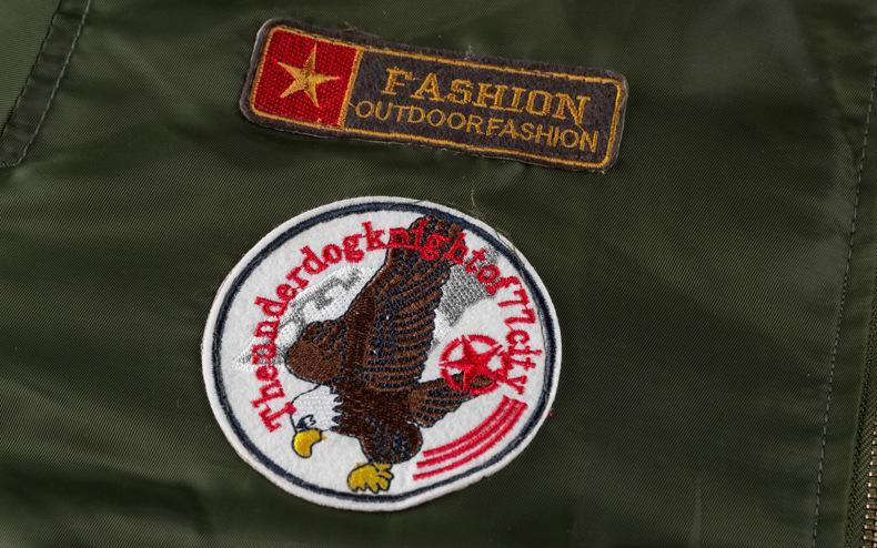 Fighter Jet Pilot Designed Jackets