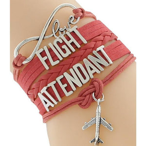 Flight Attendant Designed Bracelets