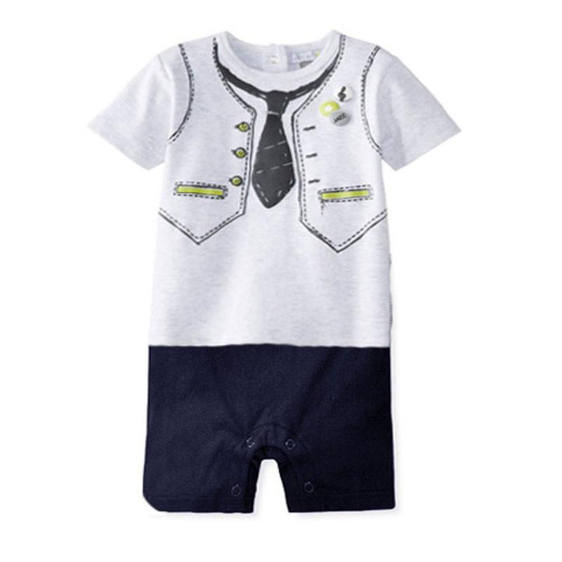 Funny Designed Baby Rompers