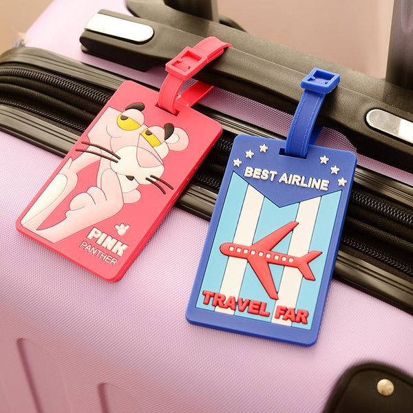 Funny Designed Luggage Tags
