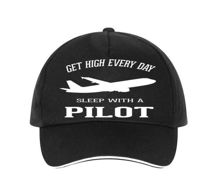 Get High Every Day, Sleep With A PILOT Hats