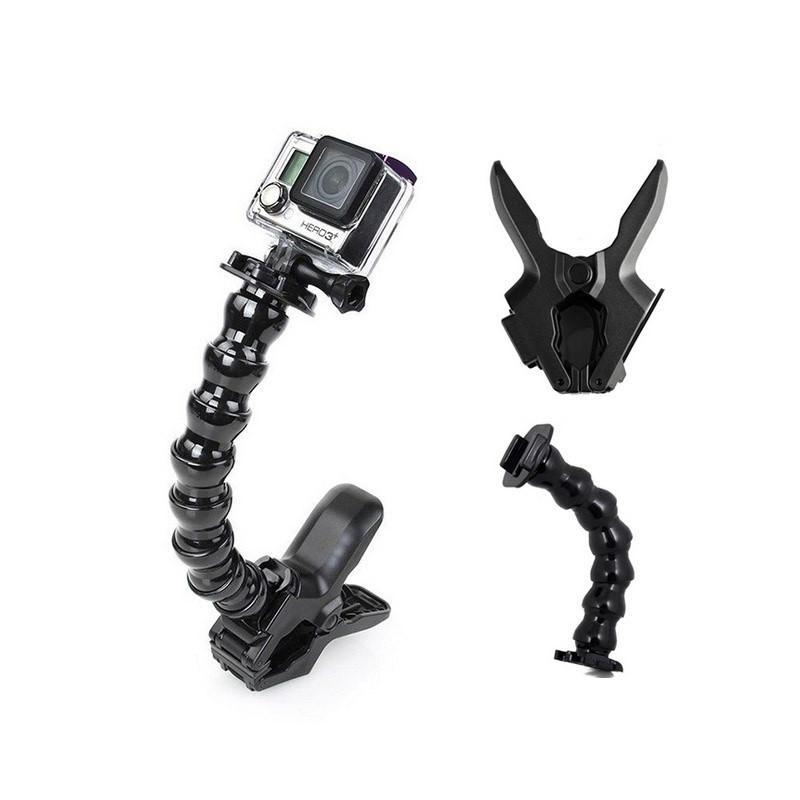 GoPro Adjustment Jaws Flexible Clamp Mount (All)