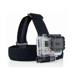 Head Strap Mount For Gopro Hero (All)