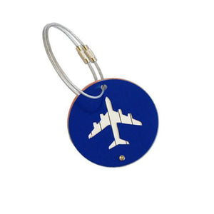 High Quality 5 Colors Luggage Tags