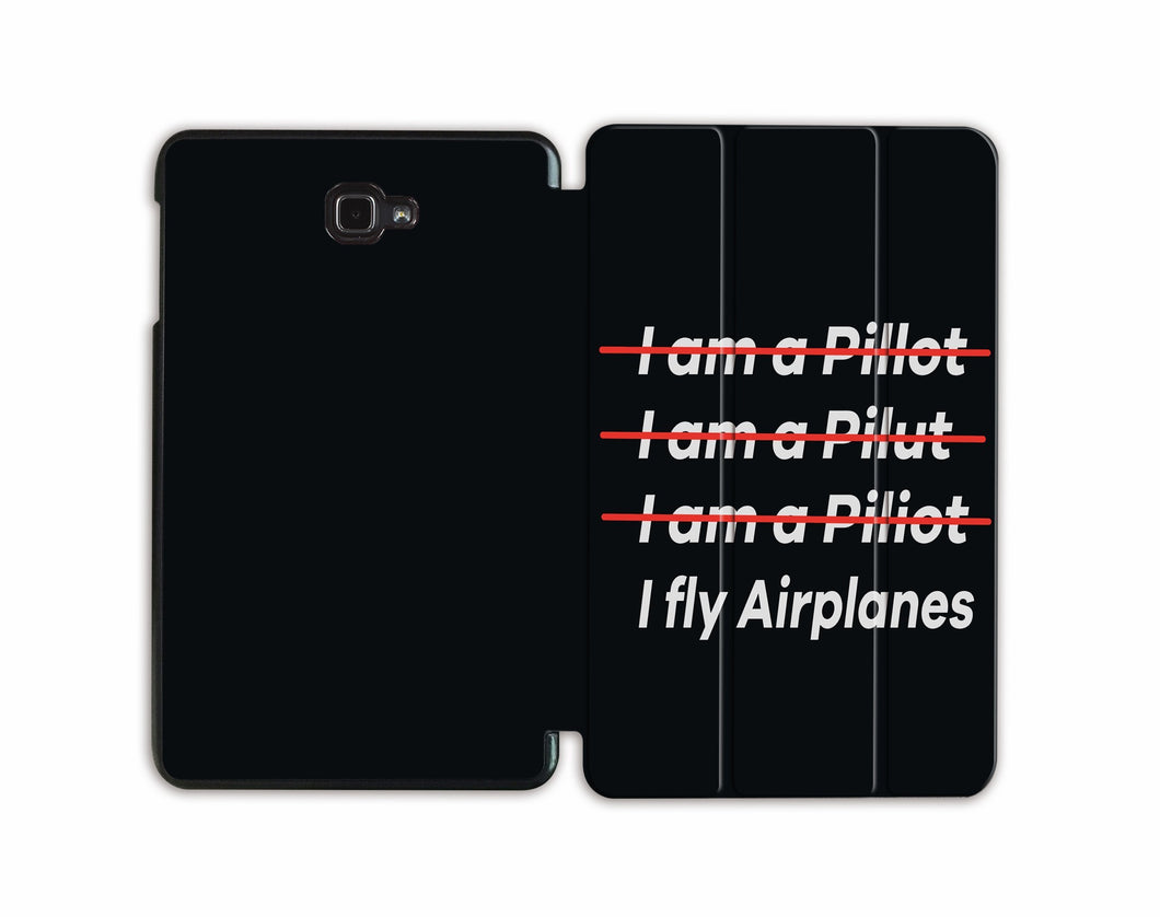 I Fly Airplanes Designed Samsung Cases