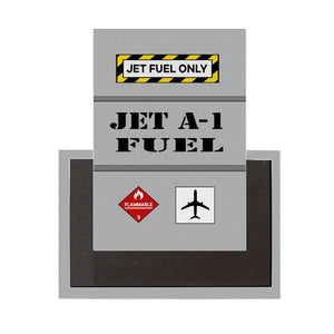 Jet Fuel Only Designed Magnet