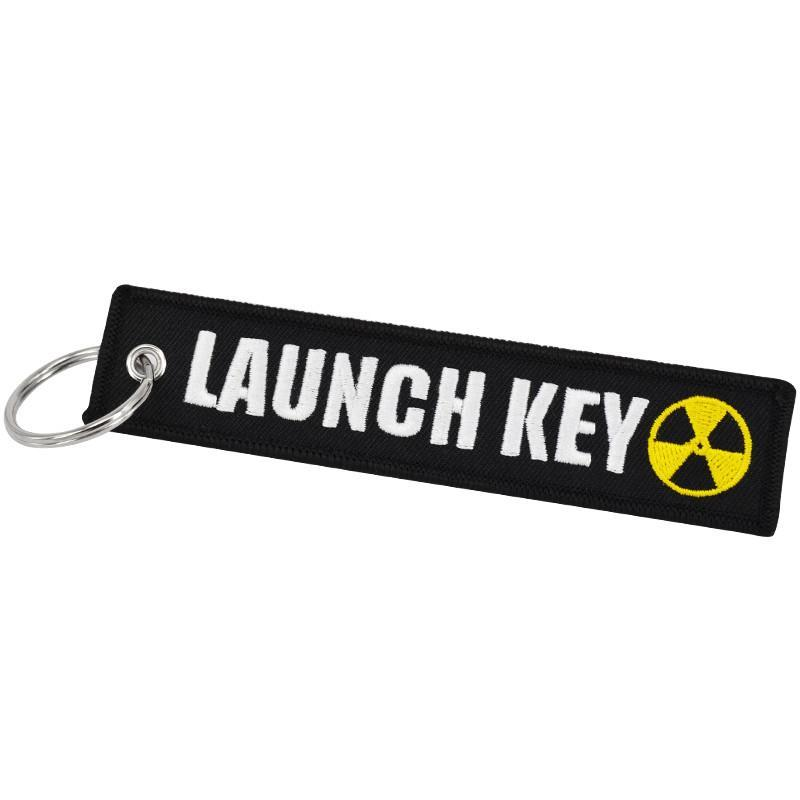 Launch Key Designed Key Chains