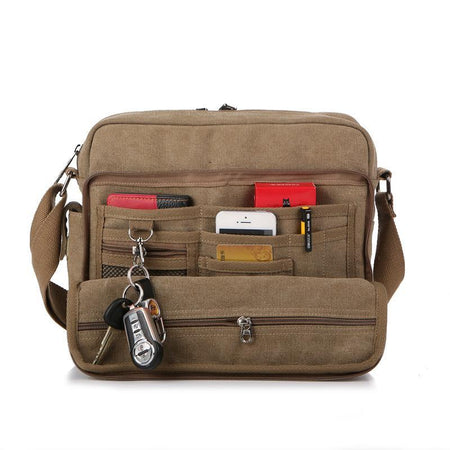 Messenger Type Shoulder Bags