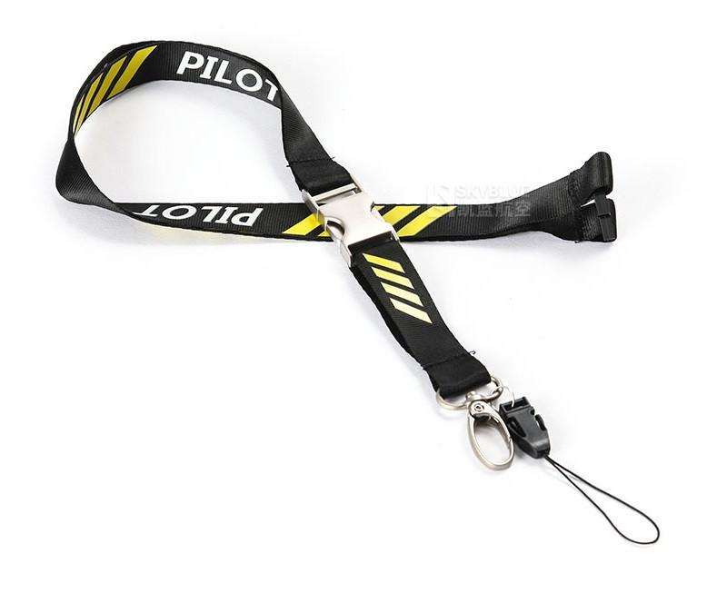 PILOT Lanyard & ID Holder (Captain & FO)