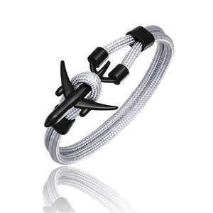 (Edition 2) Super Quality Stylish Airplane Shape Bracelets (Lighter Colours)