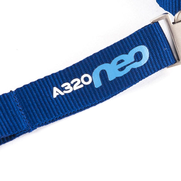 Genuine Airbus A320 neo Lanyard & ID Holders