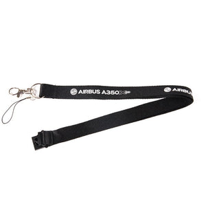 Genuine Airbus A350 XWB Lanyard & ID Holders