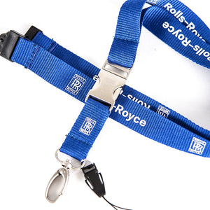 Genuine RR Aviation Engine Designed Lanyard & ID Holder