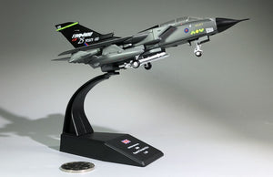 1/100 Scale RAF Panavia Tornado GR4 Fighter Airplane Model