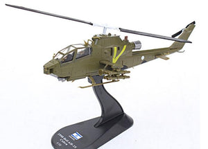 1/72 Scale Israel 1998 Bell AH-1S Cobra Helicopter Model