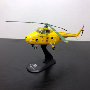 1/72 Scale 1976 Westland Whirlwind HAR.10 RESCUE Helicopter Model