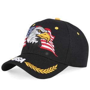 Eagle & US Air Force Designed Hats