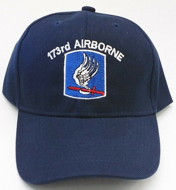173rd Airborne Air Force Designed Hat