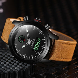 Aviator Style Nice Looking Value Watches