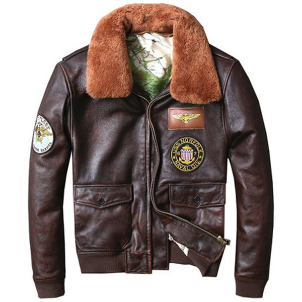US Army Genuine Leather Amazing Pilot Jackets