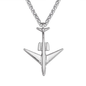Super Cool Airplane Designed Super Cool Necklace