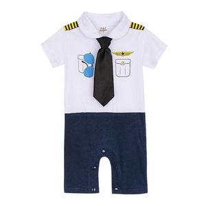 Super Cool 3D Designed Pilot Uniform for Baby & Children