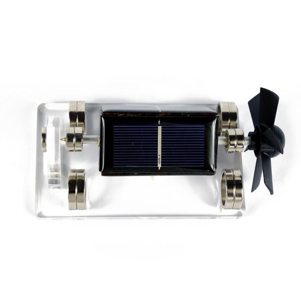 Solar Powered Jet Engine & Propeller Designed Decoration