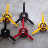 Super Cool Retro & Vintage Airplane Propeller Wall Decoration