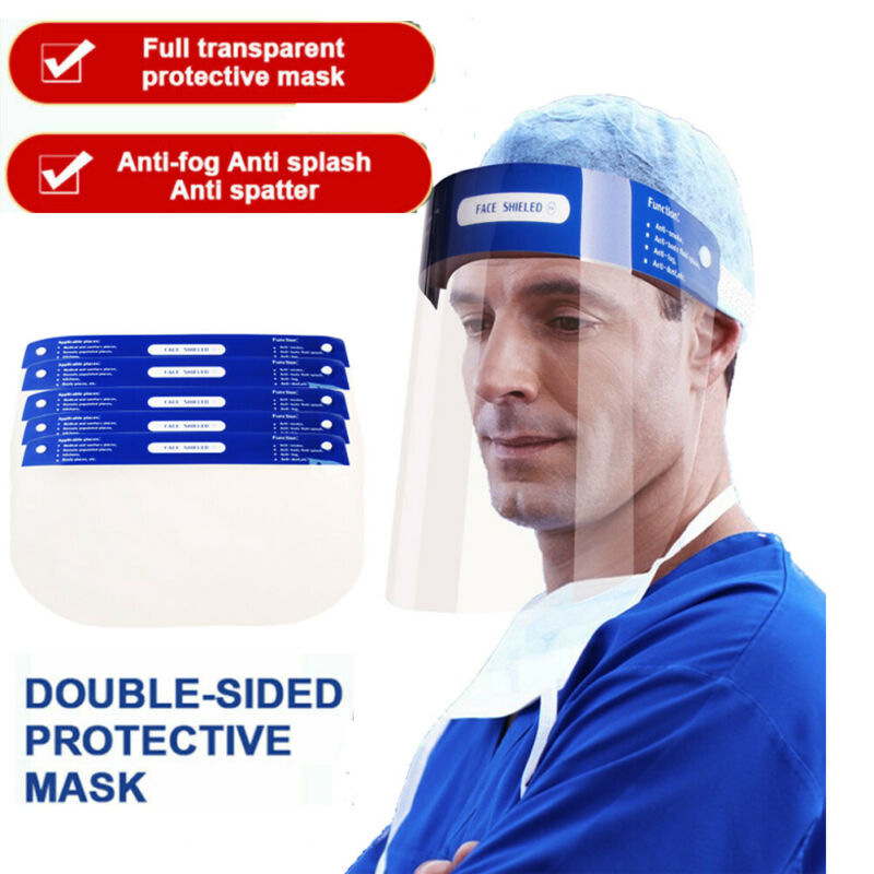 Super Quality Full-Face Protection Shield