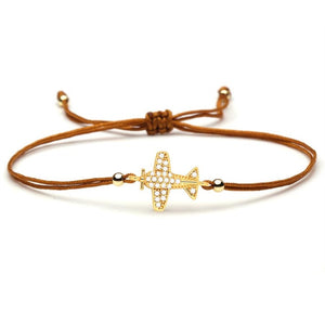 Bigger Airplane Super Quality & Stylish Airplane Shape Bracelets