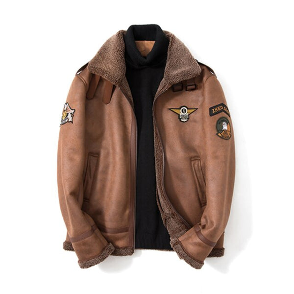 Special Edition Suede & Super Cool Fighter Pilot Jackets