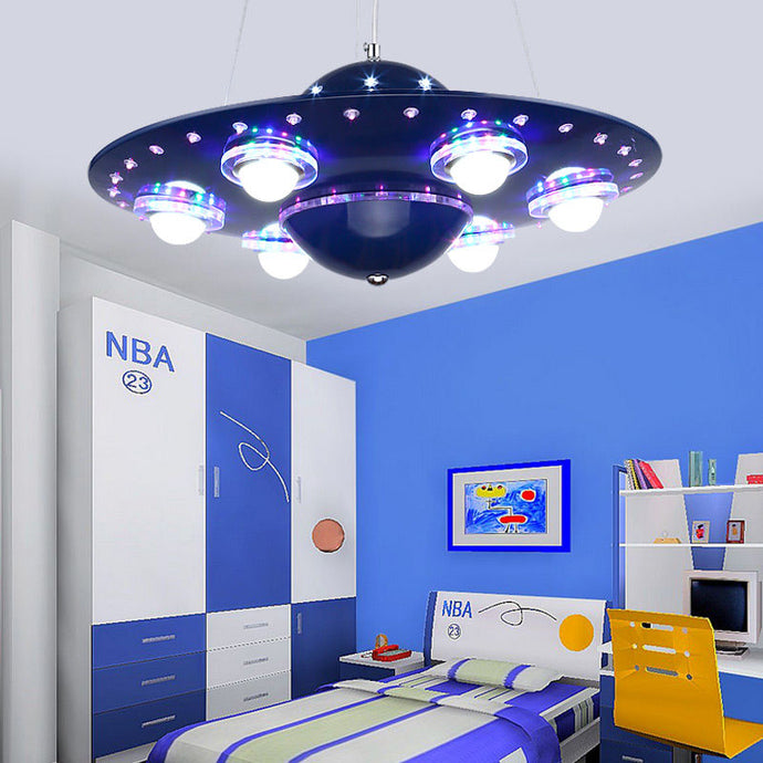UFO Chandelier Designed Super Cool Wall Lamps