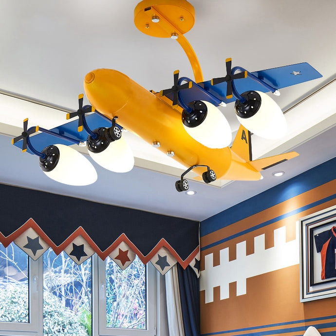 Passenger Airplane Designed Super Cool Wall Lamp