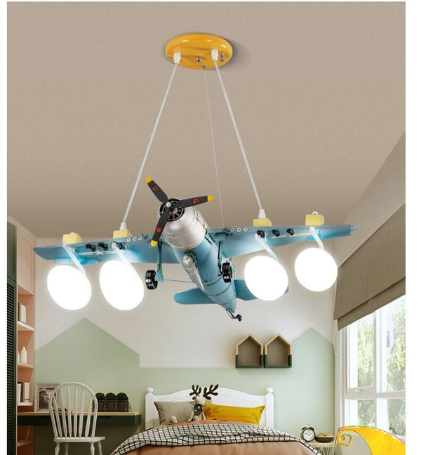 OLD Style Airplane Designed Style Wall Lamp